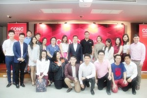 "CONC thammasat forum by MCP33 ""Valentines with Wine I Love You"""