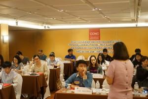 กิจกรรมวันเปิดอบรม หลักสูตรพัฒนานักการตลาดยุคใหม่ (MCP - EXCELLENCE SERIES)