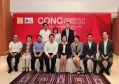 พิธีมอบวุฒิบัตรและปิดการอบรมหลักสูตร PTT PM Mini MBA : Passion for Success Series