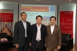 งานเสวนา Real Estate Real Marketing