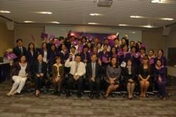 พิธีมอบวุฒิบัตร หลักสู่ตร Diploma in Banking for IT Professionals ธนาคารไทยพาณิชย์