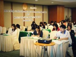 บรรยากาศห้องเรียน Certified Investment and Securities Analyst Program-CISA  รุ่นที่ 6