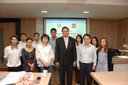 ภาพกิจกรรมหลักสูตร Introduction to Business Law  รุ่นที่ 1