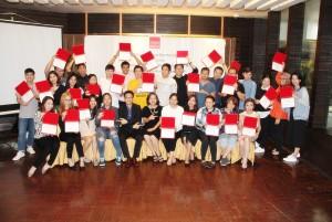 พิธีมอบวุฒิบัตร หลักสูตร Digital Marketing Certificate Program - DMP รุ่นที่ 15