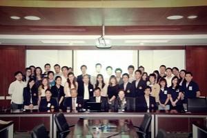 พิธีเปิดโครงการพัฒนาผู้บริหารธุรกิจอสังหาริมทรัพย์ (Mini MRE @ tbs) รุ่นที่ 19