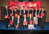 พิธีมอบวุฒิบัตรและปิดการอบรมโครงการพัฒนาผู้บริหาร Mini MBA รุ่นที่ 7 บริษัทไทยซัมมิท กรุ๊ป