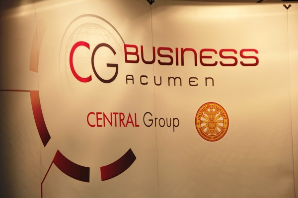 CG BUSINESS ACUMEN by CENRTAL Group & CONC Thammasat