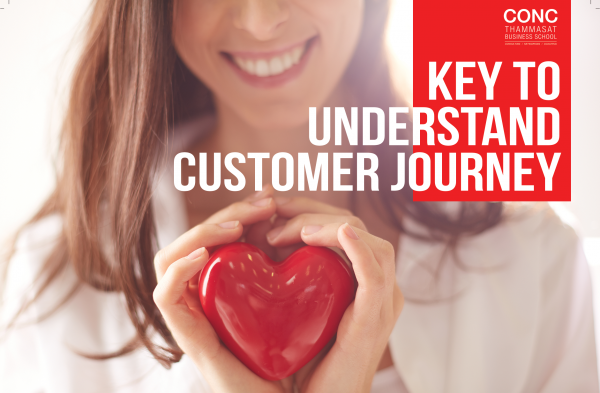 หลักสูตร Key to Understand Customer Journey